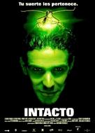 Intacto - Spanish Movie Poster (xs thumbnail)