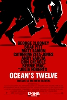 Ocean's Twelve - Movie Poster (xs thumbnail)