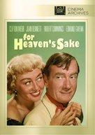 For Heaven's Sake - DVD cover (xs thumbnail)