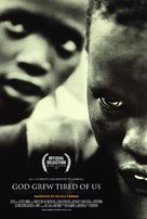 God Grew Tired of Us: The Story of Lost Boys of Sudan - Movie Poster (xs thumbnail)