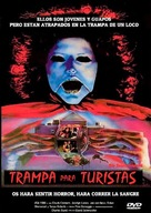 Tourist Trap - Spanish DVD cover (xs thumbnail)