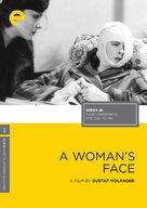 Kvinnas ansikte, En - DVD cover (xs thumbnail)