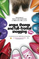 Angus, Thongs and Perfect Snogging - British Movie Poster (xs thumbnail)