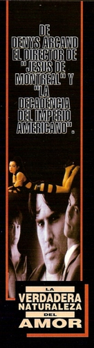 Love & Human Remains - Argentinian poster (xs thumbnail)