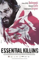 Essential Killing - British Movie Poster (xs thumbnail)
