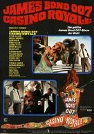 Casino Royale - German Movie Poster (xs thumbnail)