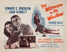 The Woman in the Window - Re-release movie poster (xs thumbnail)