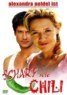 Scharf wie Chili - German Movie Cover (xs thumbnail)