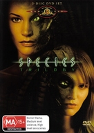 Species - Australian DVD cover (xs thumbnail)
