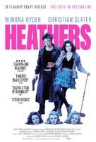 Heathers - British Movie Poster (xs thumbnail)