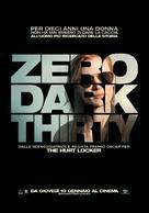 Zero Dark Thirty - Italian Movie Poster (xs thumbnail)