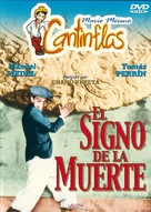 Signo de la muerte, El - Spanish Movie Cover (xs thumbnail)