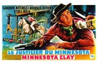 Minnesota Clay - Belgian Movie Poster (xs thumbnail)