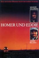 Homer & Eddie - German Movie Poster (xs thumbnail)
