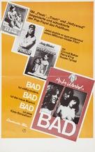 Bad - German Movie Poster (xs thumbnail)