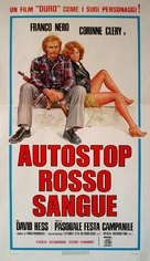 Autostop rosso sangue - Italian Movie Poster (xs thumbnail)