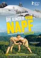 Die Kinder vom Napf - German Movie Poster (xs thumbnail)