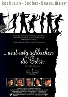 Splitting Heirs - German Movie Poster (xs thumbnail)