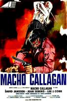 Macho Callahan - French Movie Poster (xs thumbnail)