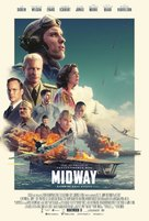 Midway - Canadian Movie Poster (xs thumbnail)