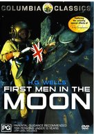 First Men in the Moon - Australian DVD cover (xs thumbnail)