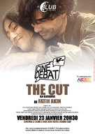 The Cut - French poster (xs thumbnail)