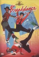 Breakin' - Australian DVD movie cover (xs thumbnail)