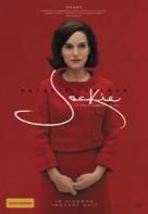 Jackie - Australian Movie Poster (xs thumbnail)