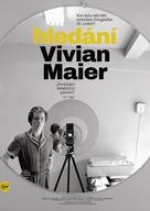 Finding Vivian Maier - Czech Movie Poster (xs thumbnail)