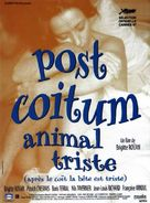 Post coïtum animal triste - French poster (xs thumbnail)
