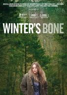 Winter's Bone - Dutch Movie Poster (xs thumbnail)