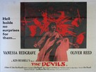 The Devils - British Movie Poster (xs thumbnail)