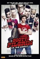 Scott Pilgrim vs. the World - Australian Movie Poster (xs thumbnail)