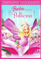 Barbie Presents: Thumbelina - Italian Movie Cover (xs thumbnail)