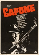 Capone - Spanish Movie Poster (xs thumbnail)