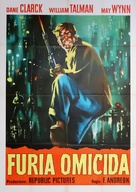 The Man Is Armed - Italian Movie Poster (xs thumbnail)