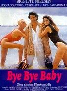 Bye Bye Baby - German Movie Poster (xs thumbnail)