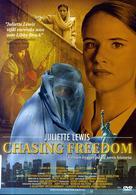 Chasing Freedom - Swedish DVD cover (xs thumbnail)