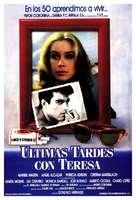 Últimas tardes con Teresa - Spanish Movie Poster (xs thumbnail)