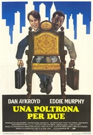 Trading Places - Italian Movie Poster (xs thumbnail)