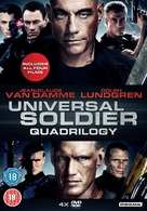 Universal Soldier - British Movie Cover (xs thumbnail)