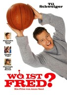 Wo ist Fred!? - German Movie Cover (xs thumbnail)