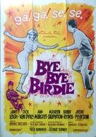 Bye Bye Birdie - Swedish Movie Poster (xs thumbnail)