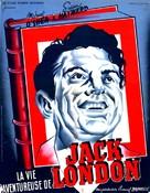 Jack London - French Movie Poster (xs thumbnail)