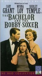 The Bachelor and the Bobby-Soxer - VHS cover (xs thumbnail)