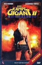 The Firing Line - German DVD cover (xs thumbnail)