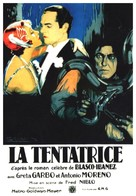 The Temptress - French Movie Poster (xs thumbnail)