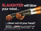 Slaughter - British Movie Poster (xs thumbnail)