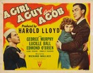 A Girl, a Guy, and a Gob - Movie Poster (xs thumbnail)