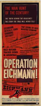 Operation Eichmann - Movie Poster (xs thumbnail)
